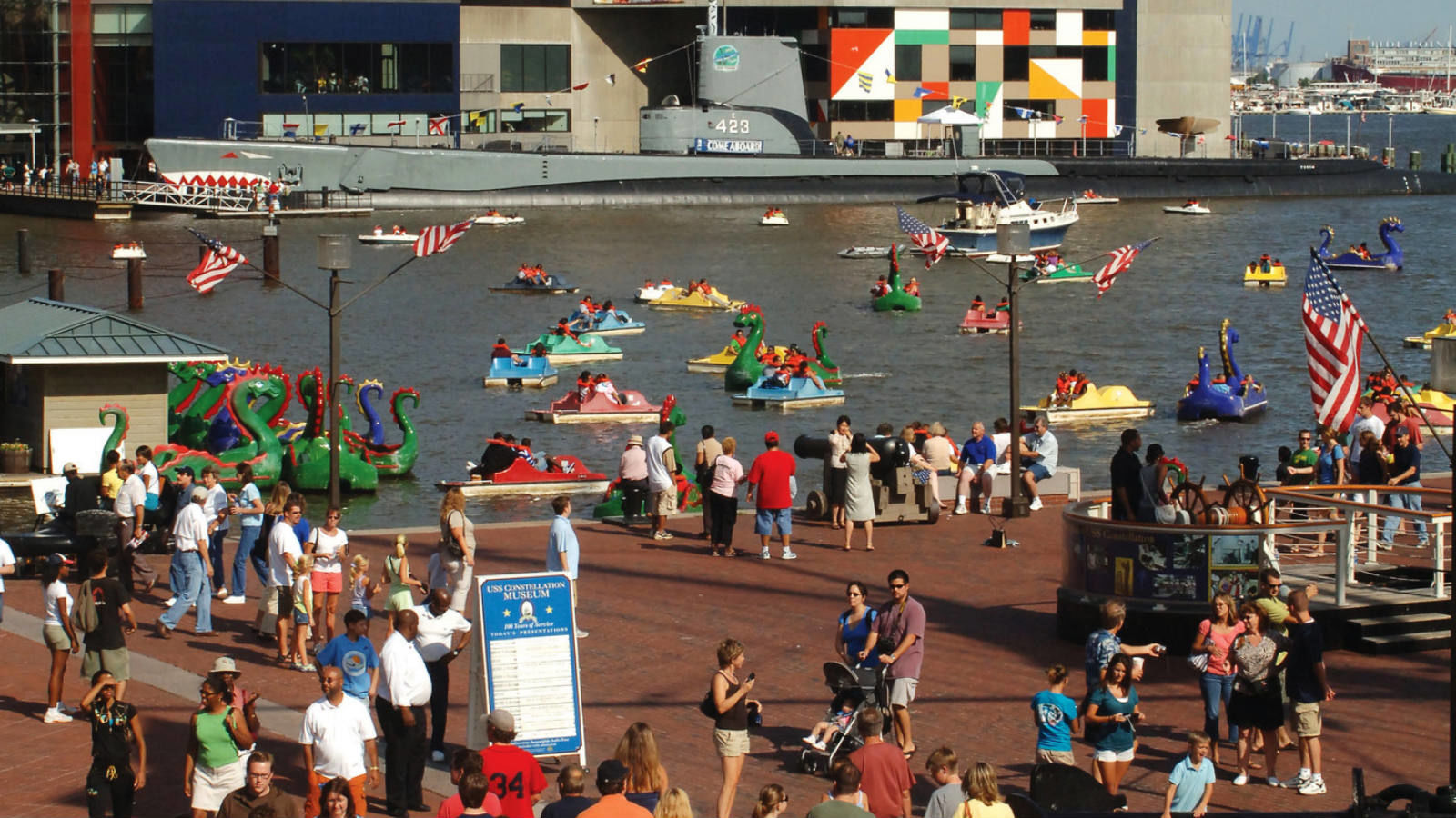 Things to do in Baltimore | Baltimore Inner Harbor