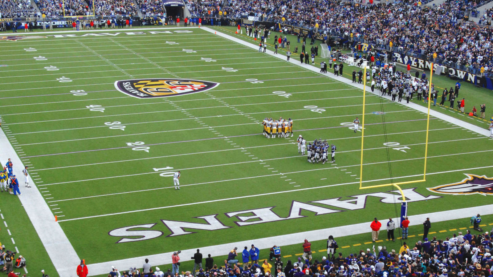 Things to do in Baltimore | M & T Stadium