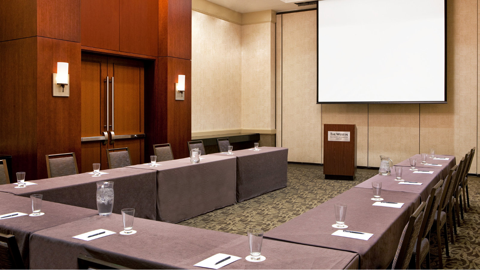 Meeting Space Near BWI Airport | Salon 3A