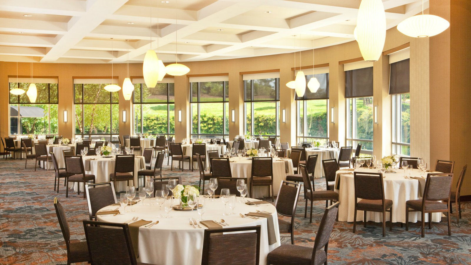 Meeting Space Near BWI Airport | Event Set Up
