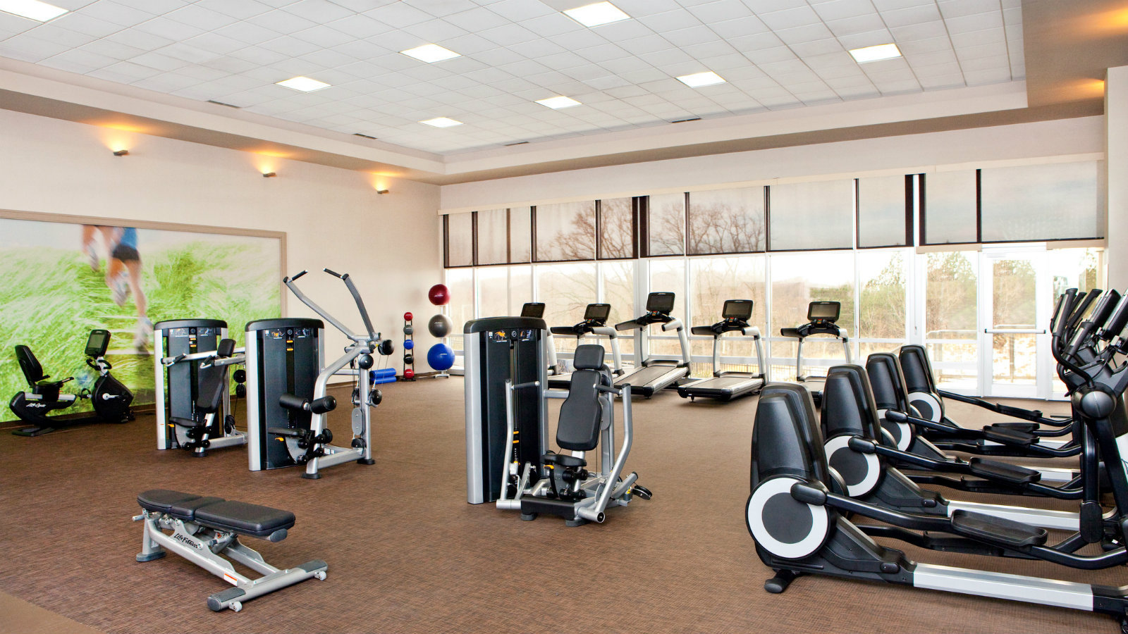 The Westin Baltimore Washington Airport - BWI | Fitness Center